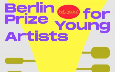 Berlin Prize for Young Artists 2020 #BPFYA